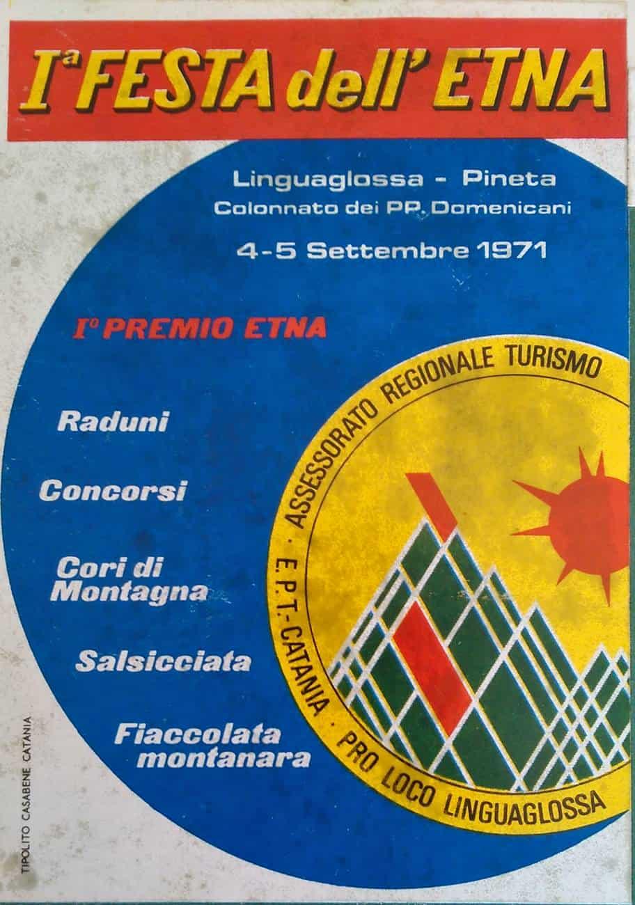 1 festa dell etna linguaglossa