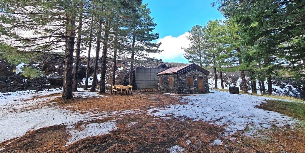casa dei calabresi bosco etna
