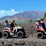Cratere 1865 Etna quad tour