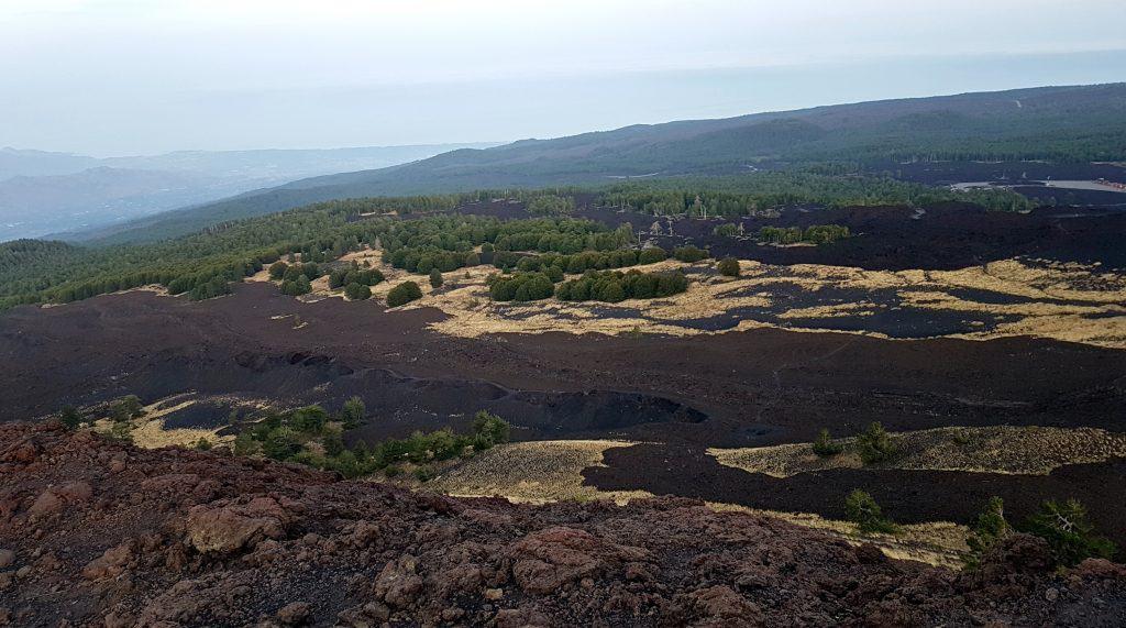 crateri 1923 etna
