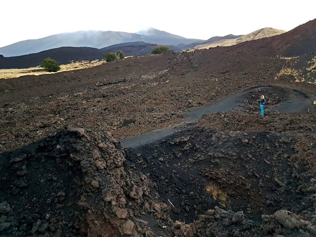 crateri eruzione 1923