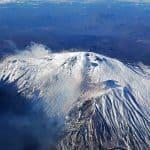 crateri sommitali dall alto etna