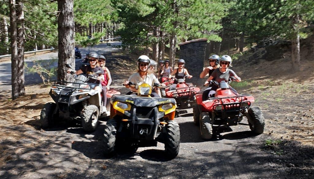 Etna quad avventure