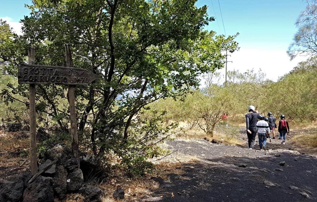 grotta di corruccio quad tour