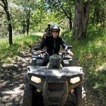 guidare quad sicilia