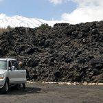Jeep tour Etna lava 2002