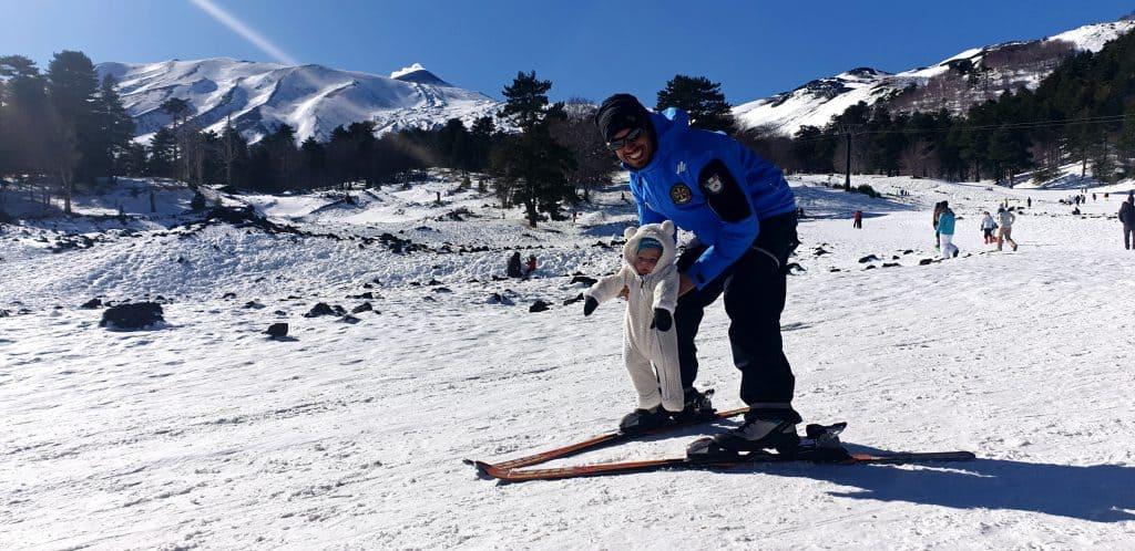 Maestro di sci snowboard - Piano Provenzana