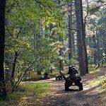 Quad tour bosco Ragabo
