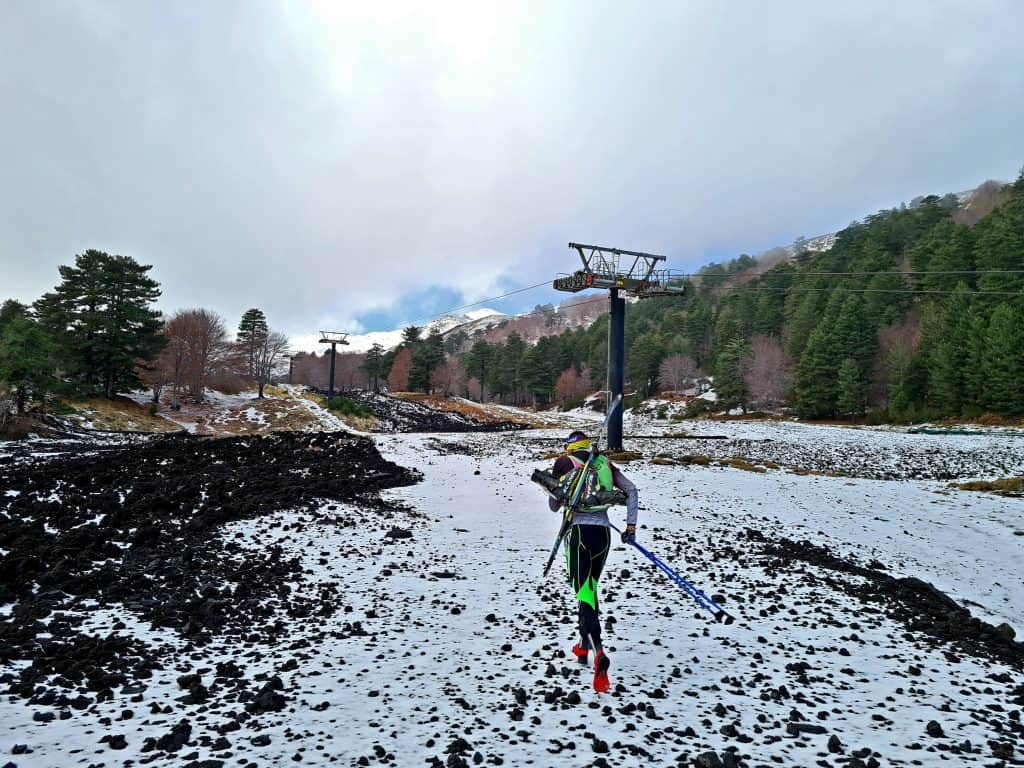 sci alpinismo piano provenzana