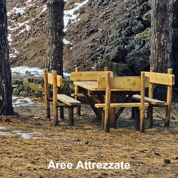 Aree Attrezzate Etna