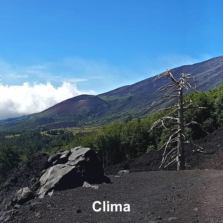 Clima Etna Nord