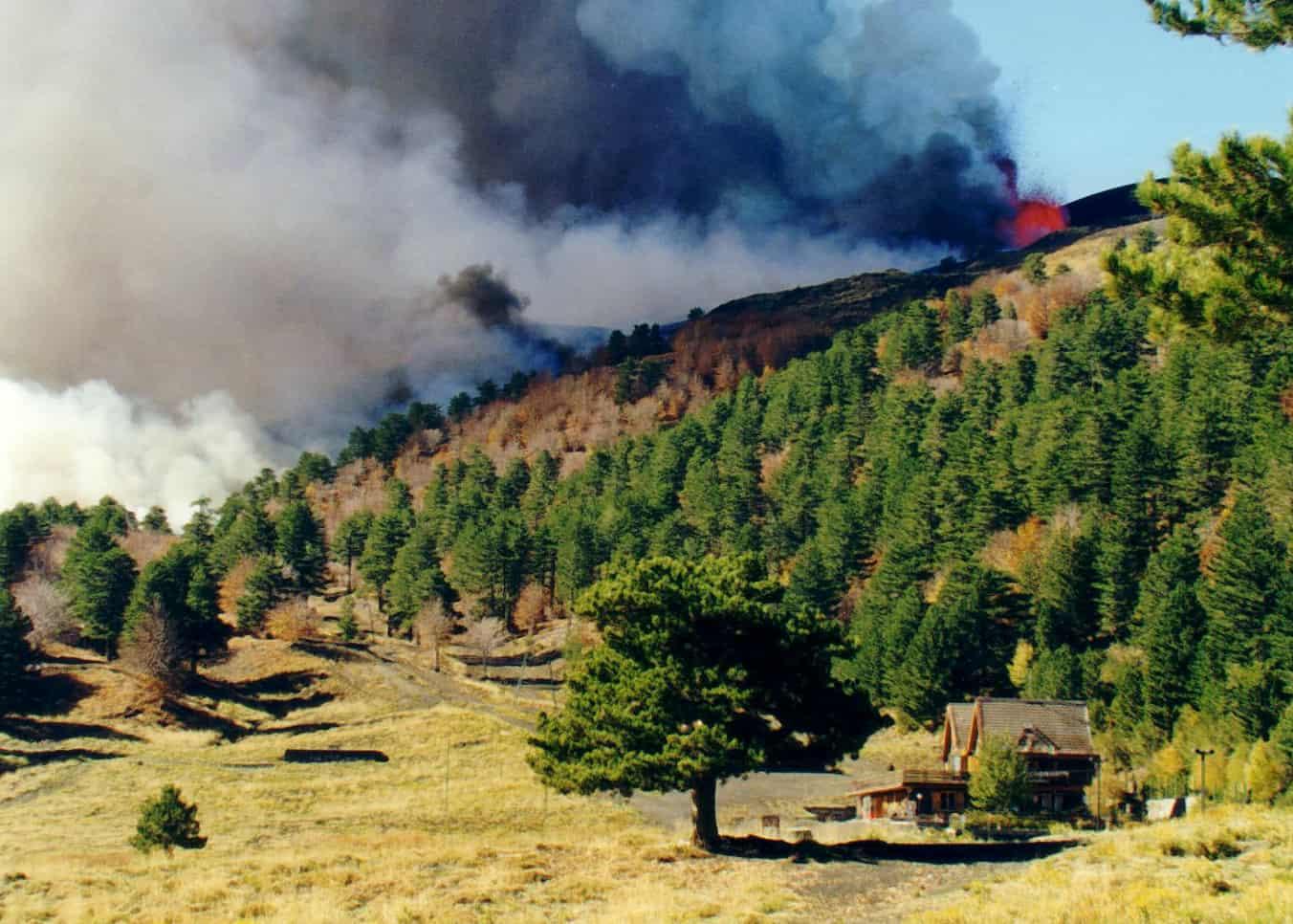 eruzione etna 2002 1