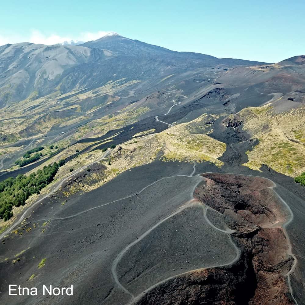 etna nord crateri