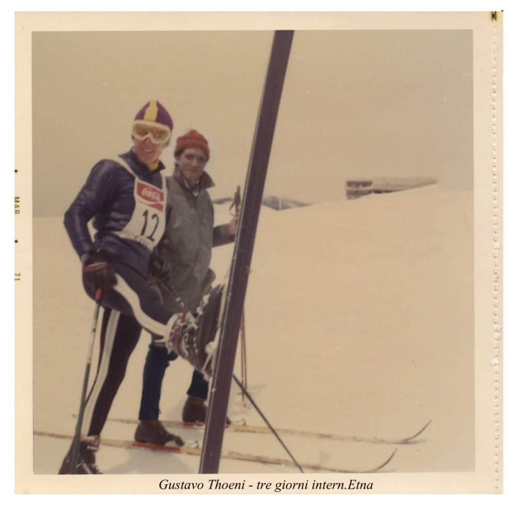 gara sci 1950