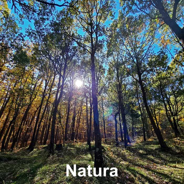 natura etna