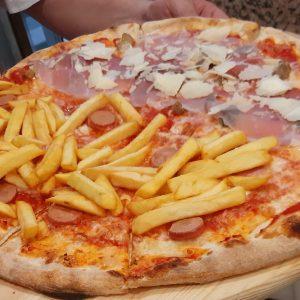 pizza il peperoncino