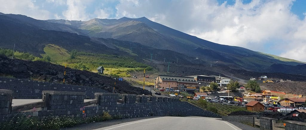 Rifugio Sapienza - Etna Sud