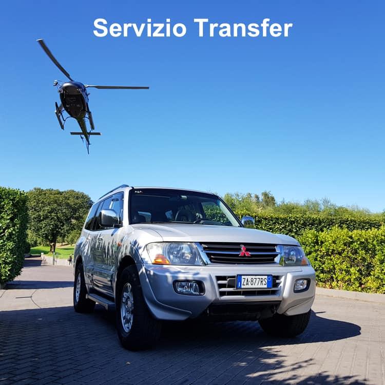 Servizio Transfer Etna