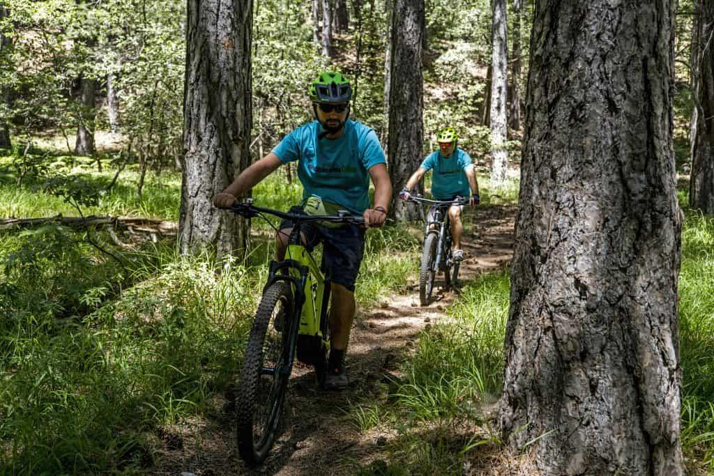 tour e bike bosco ragabo etna