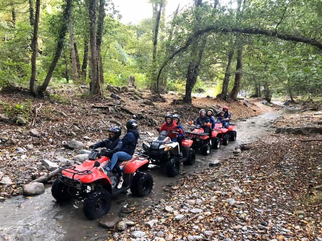 valle alcantara quad tour
