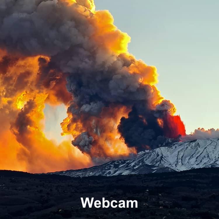 Webcam Etna Nord - Piano Provenzana