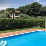 Zwembad tenuta Madonnina Castiglione di Sicilia