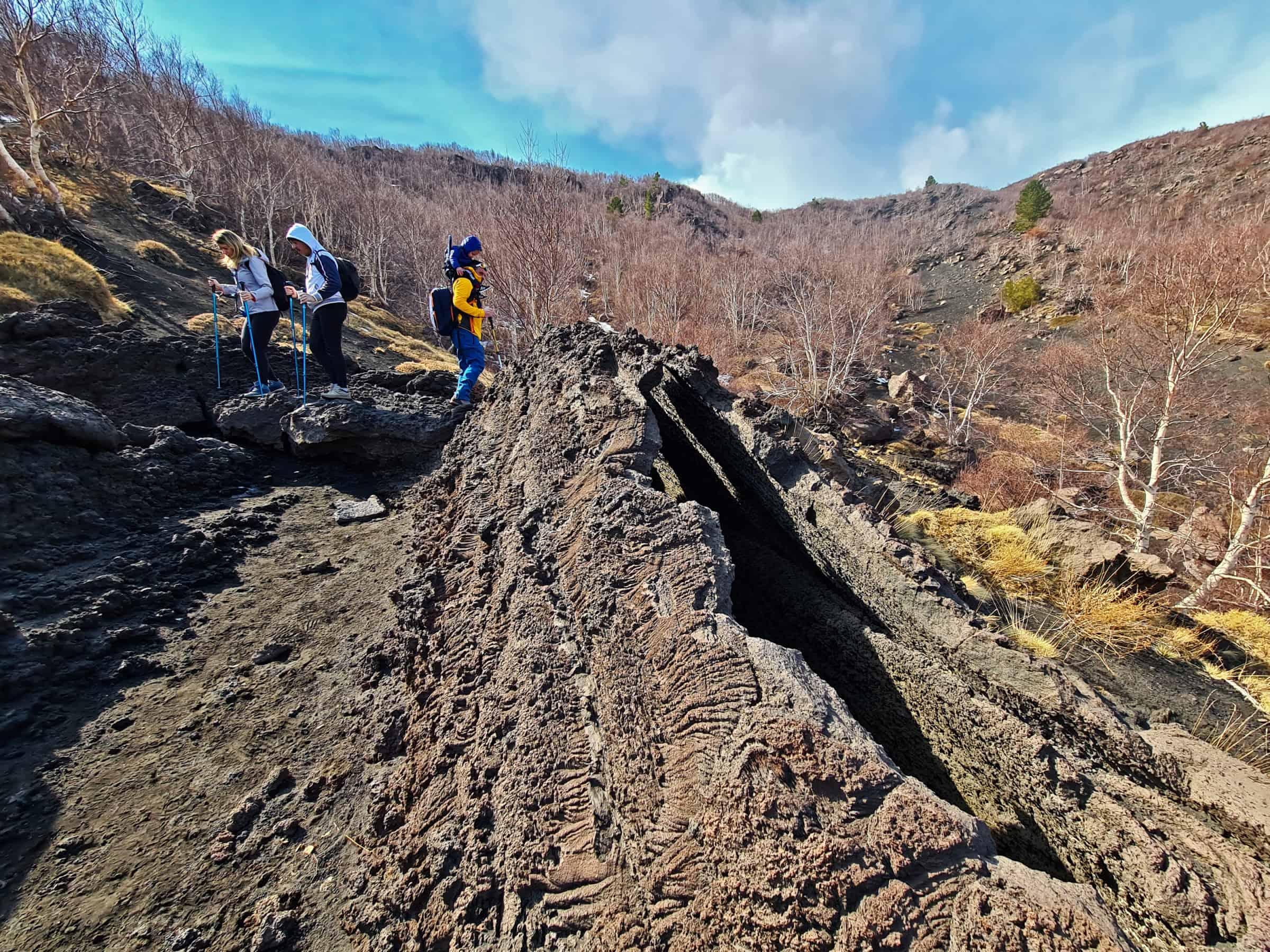 Esterno grotta di Serracozzo