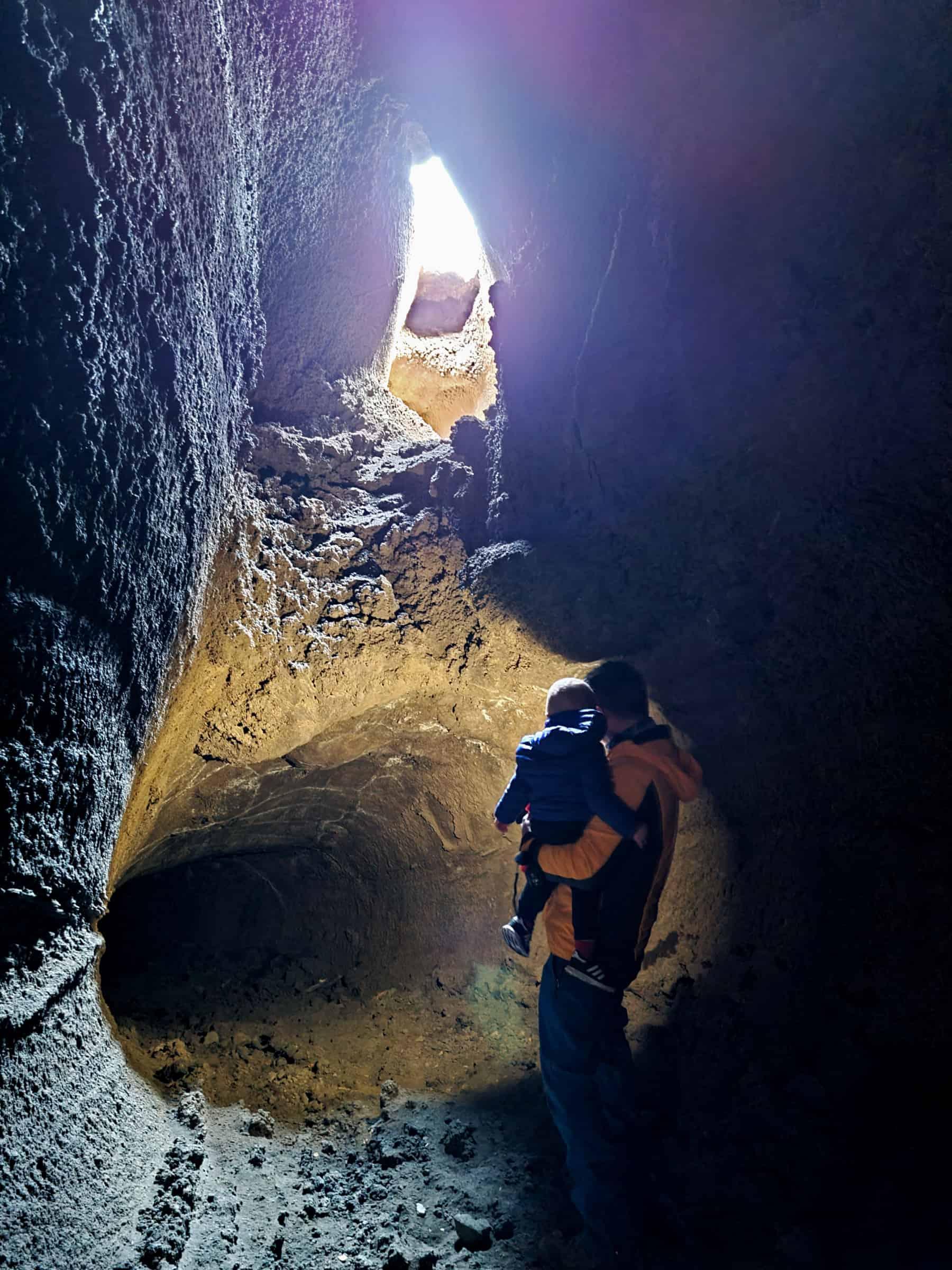 Grotta di Serracozzo interno