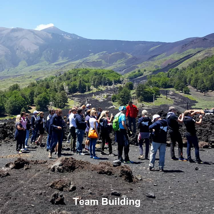 team building etna