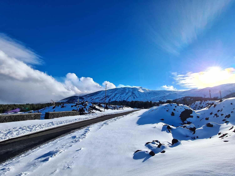 vista etna neve piano provenzana marzo 2021